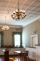 Historic Appling Courthouse Interior